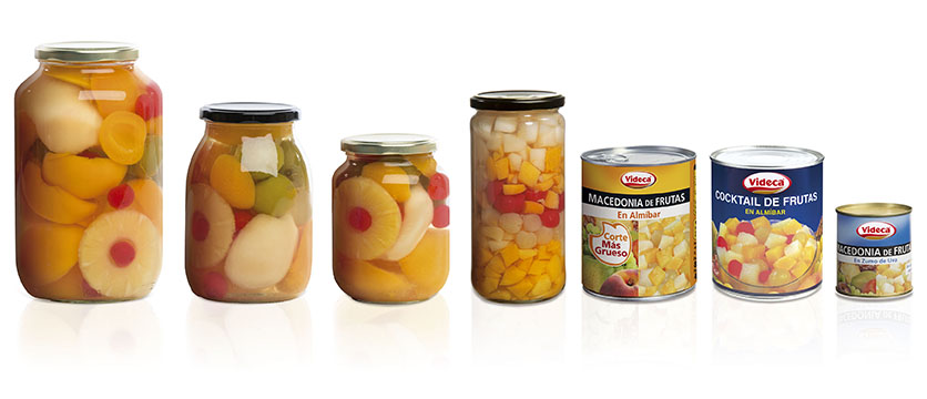 Mixed Fruits Canned